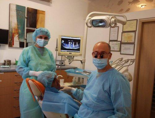 implant dentar timisoara